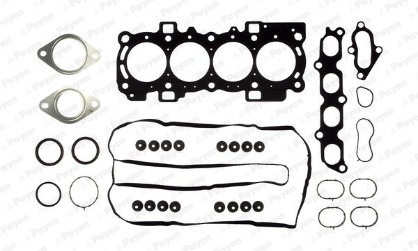 pochette de joint moteur pour ford focus ii berline 1 6 ti 115cv
