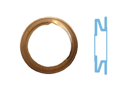 Joint de bouchon vidange CORTECO 005593H d'origine