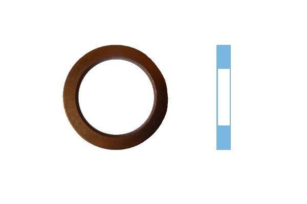 Joint de bouchon vidange CORTECO 005595S d'origine