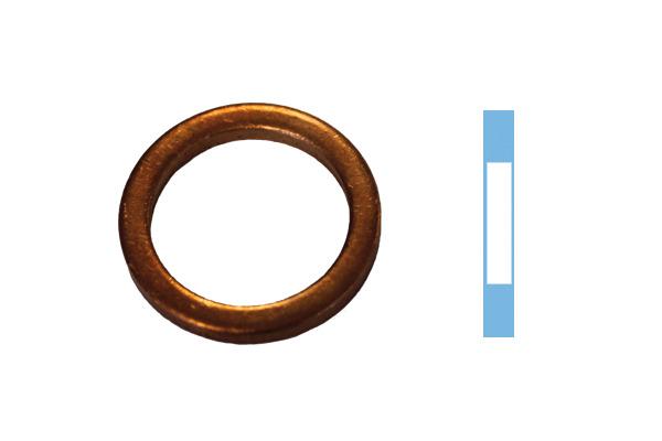 Joint de bouchon vidange CORTECO 005783S d'origine