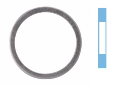 Joint de bouchon vidange CORTECO 005501S d'origine