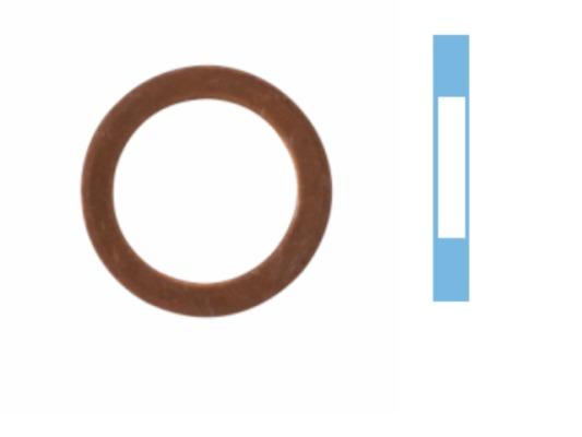 Joint de bouchon vidange CORTECO 005565S d'origine