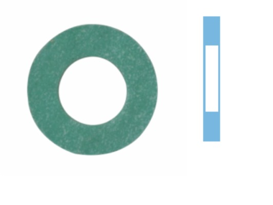Joint de bouchon vidange CORTECO 005567S d'origine