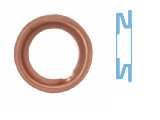 Joint de bouchon vidange CORTECO 005568S d'origine
