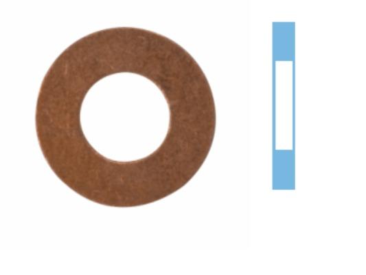 Joint de bouchon vidange CORTECO 005696S d'origine