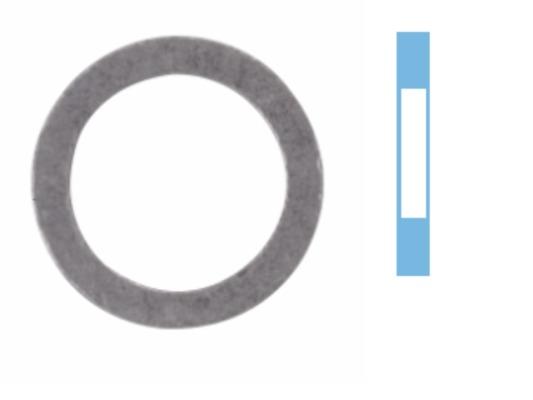 Joint de bouchon vidange CORTECO 005700S d'origine
