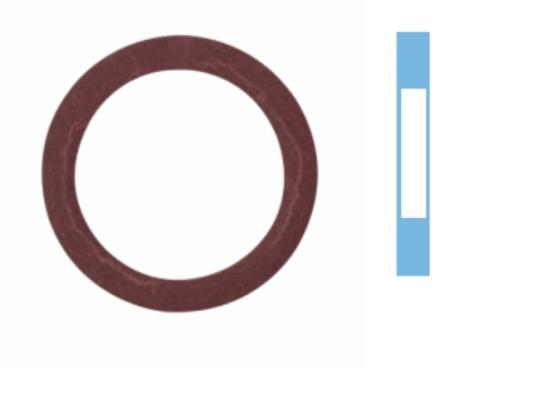 Joint de bouchon vidange CORTECO 006119S d'origine