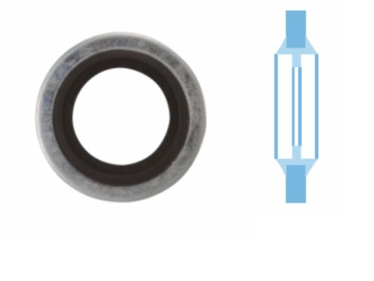 Joint de bouchon vidange CORTECO 006339S d'origine