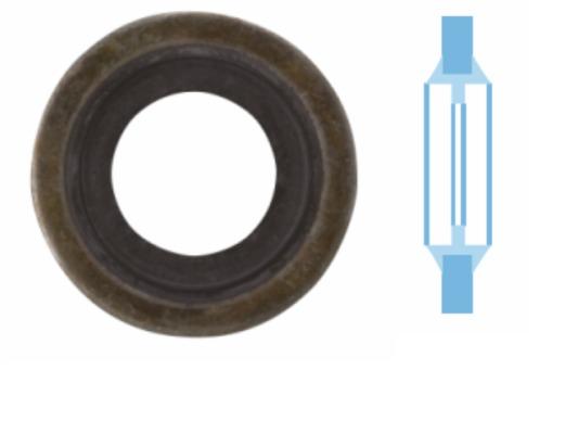 Joint de bouchon vidange CORTECO 008798S d'origine