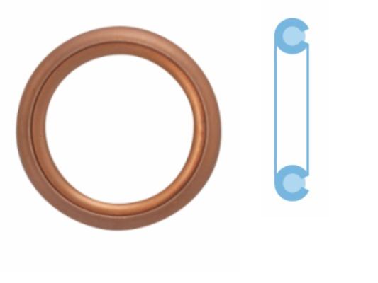 Joint de bouchon vidange CORTECO 402129S d'origine