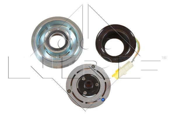 bobine compresseur embrayage magn tique pour peugeot 307 sw 2 0 hdi 110 107cv wda. Black Bedroom Furniture Sets. Home Design Ideas