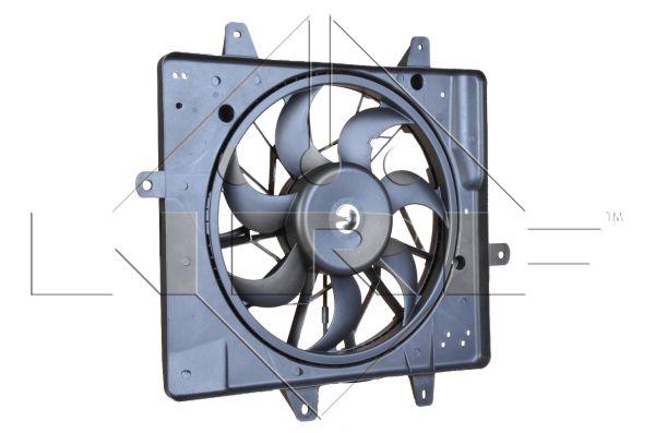 ventilateur refroidissement du moteur pour chrysler pt cruiser 2 0 141cv wda. Black Bedroom Furniture Sets. Home Design Ideas