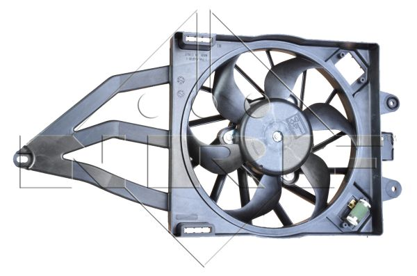 ventilateur refroidissement du moteur pour fiat panda ii 1 2 60cv wda. Black Bedroom Furniture Sets. Home Design Ideas