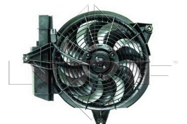ventilateur refroidissement du moteur nrf 47281 wda. Black Bedroom Furniture Sets. Home Design Ideas
