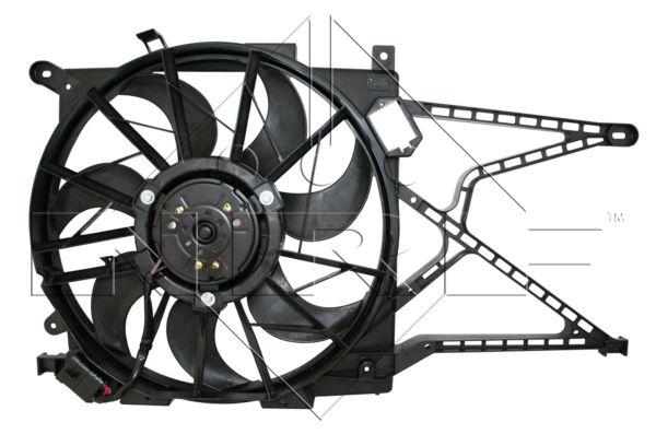 ventilateur refroidissement du moteur nrf 47308 wda. Black Bedroom Furniture Sets. Home Design Ideas
