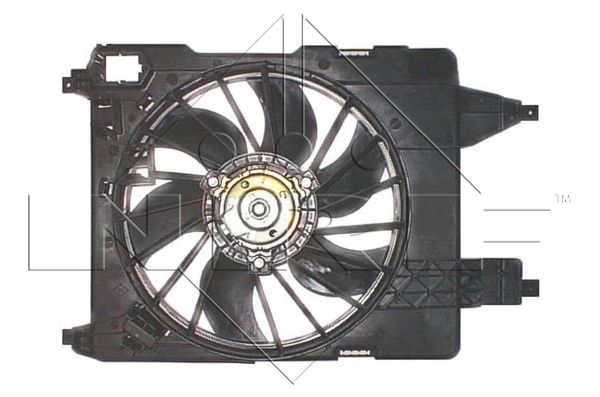ventilateur refroidissement du moteur pour renault megane ii 1 5 dci bm0f cm0f 82cv wda. Black Bedroom Furniture Sets. Home Design Ideas