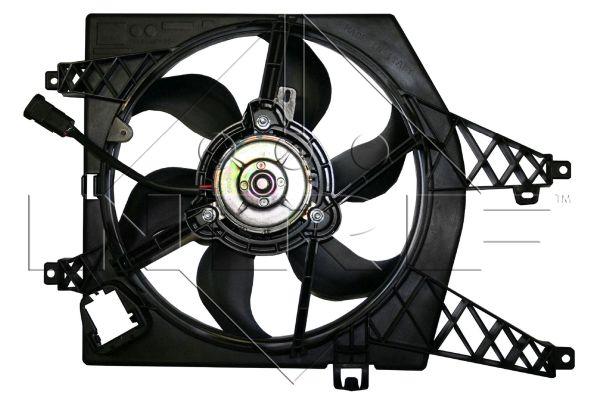 ventilateur refroidissement du moteur pour renault twingo ii 1 2 16v 75cv wda. Black Bedroom Furniture Sets. Home Design Ideas