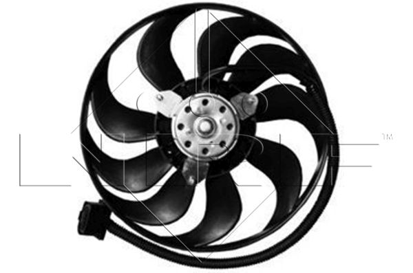 ventilateur refroidissement du moteur pour volkswagen bora 1j2 1 4 16v 75cv wda. Black Bedroom Furniture Sets. Home Design Ideas