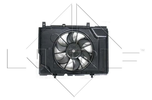 ventilateur refroidissement du moteur pour mercedes benz classe e 210 berline w210 e 320. Black Bedroom Furniture Sets. Home Design Ideas