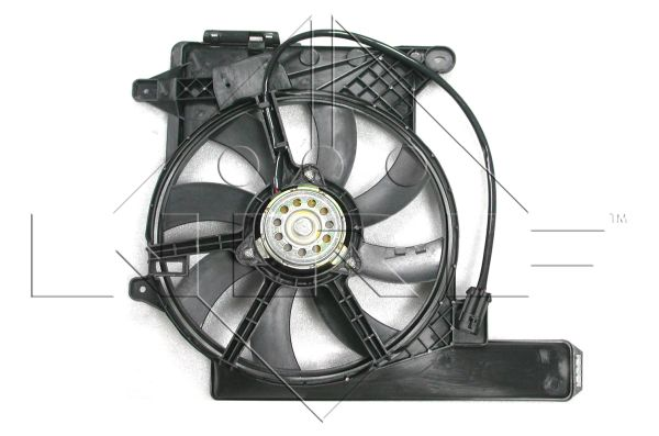 ventilateur refroidissement du moteur pour opel meriva 1 7 cdti 100cv wda. Black Bedroom Furniture Sets. Home Design Ideas