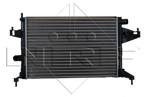 radiateur refroidissement du moteur nrf 519596 wda. Black Bedroom Furniture Sets. Home Design Ideas