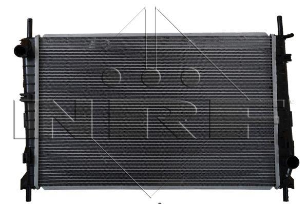 radiateur refroidissement du moteur nrf 56135 wda. Black Bedroom Furniture Sets. Home Design Ideas