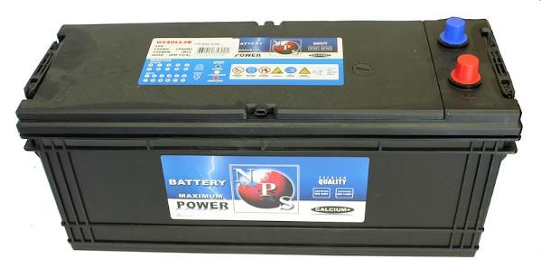 Batterie voiture NPS U540L63B d'origine