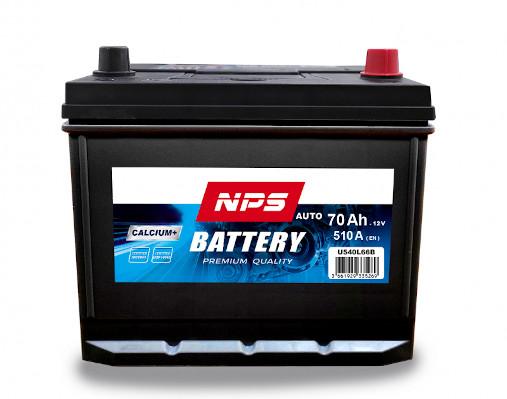 Batterie voiture NPS U540L66B d'origine