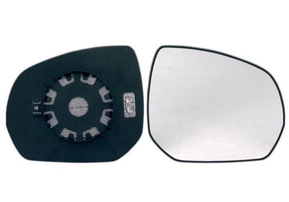 Verre de rétroviseur, rétroviseur extérieur SPILU 10644 d'origine