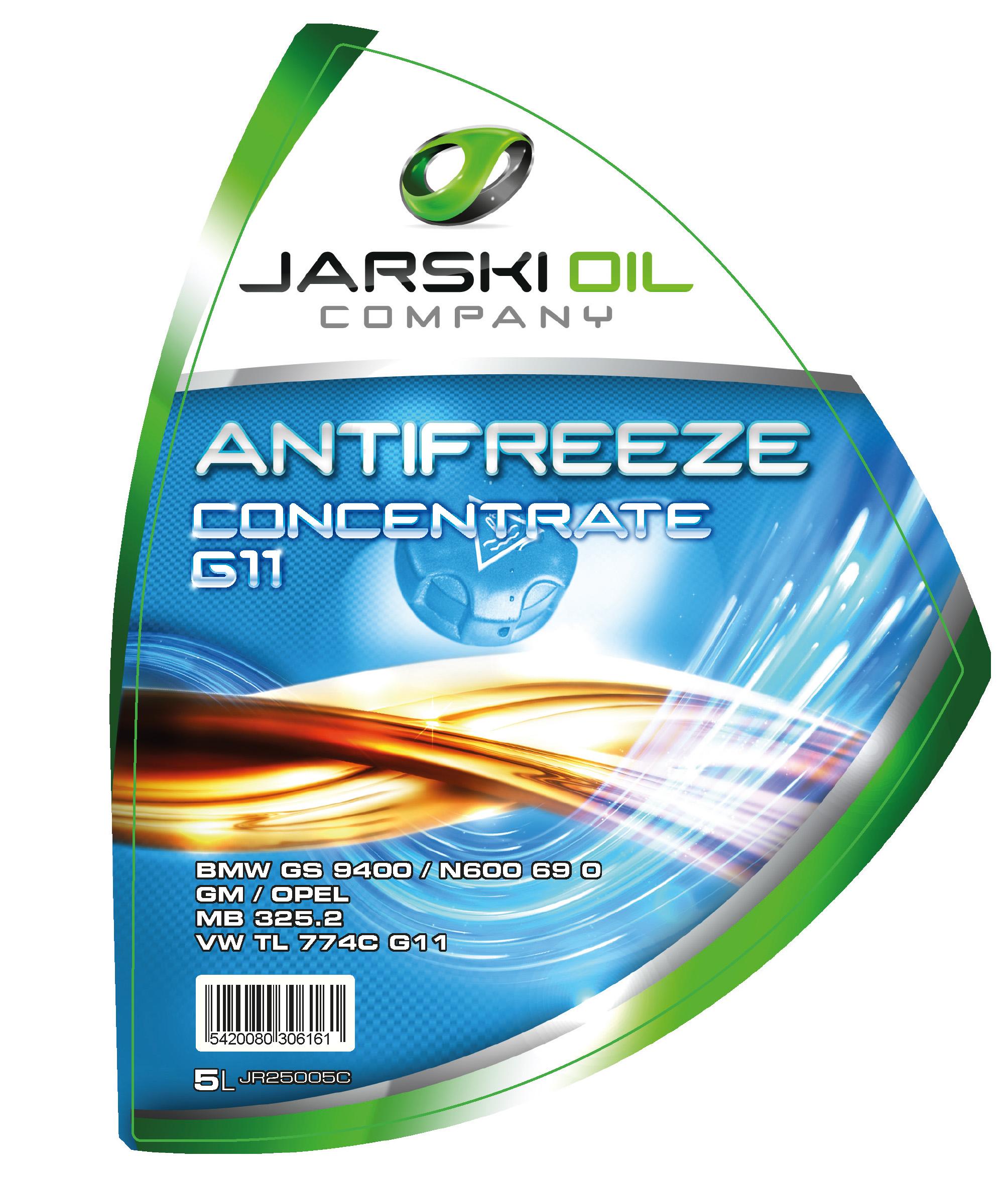 Liquides refroidissement JARSKIOIL JR25005C d'origine