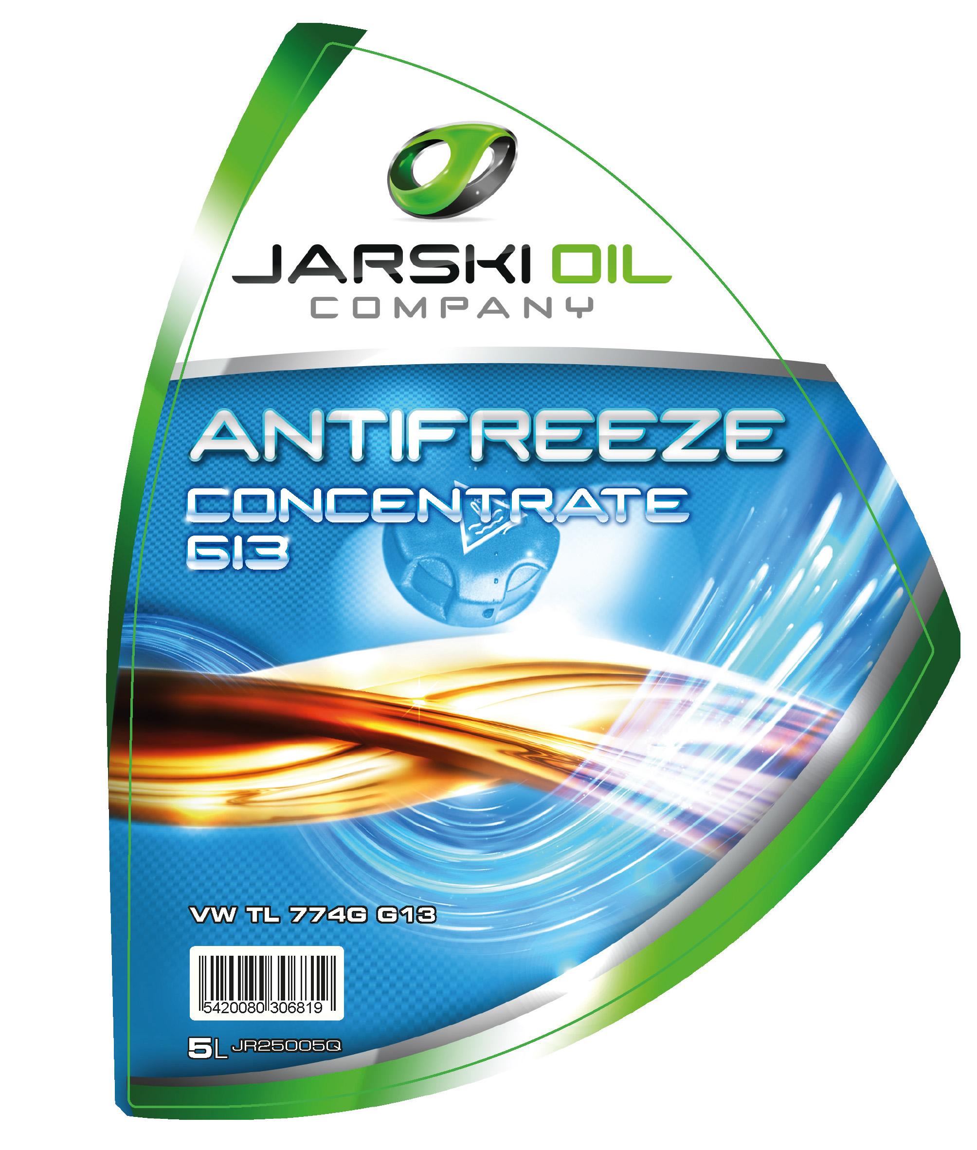 Liquides refroidissement JARSKIOIL JR25005Q d'origine