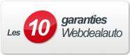 Les 10 garanties WDA pour vos achats de pièces auto