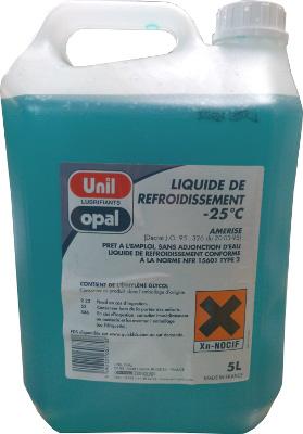 liquide de refroidissement mineral unil opal 11514 wda. Black Bedroom Furniture Sets. Home Design Ideas
