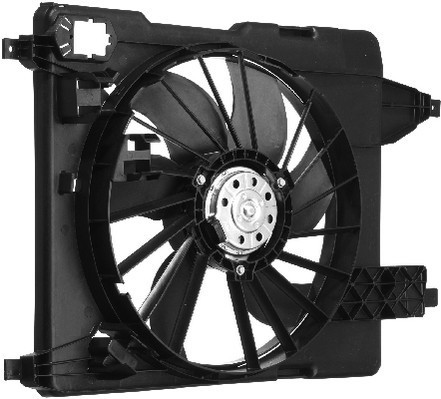 ventilateur refroidissement du moteur pour renault megane ii 1 9 dci bm0g cm0g 120cv wda. Black Bedroom Furniture Sets. Home Design Ideas