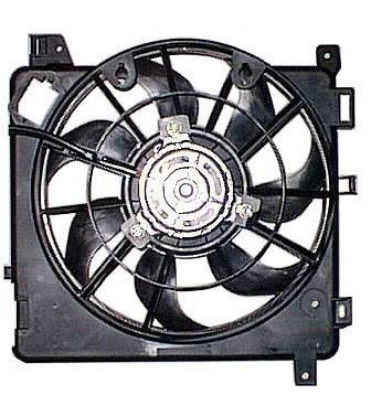 ventilateur refroidissement du moteur pour opel astra h 1 7 cdti 100cv wda. Black Bedroom Furniture Sets. Home Design Ideas