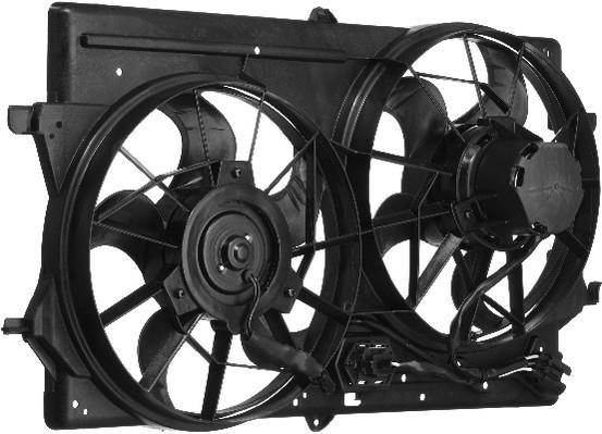 ventilateur refroidissement du moteur pour ford focus berline dfw 1 8 tdci 115cv wda. Black Bedroom Furniture Sets. Home Design Ideas