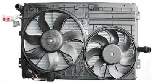 ventilateur refroidissement du moteur pour audi a3 s rie 2 8p 2 0 tdi 16v 140cv wda. Black Bedroom Furniture Sets. Home Design Ideas