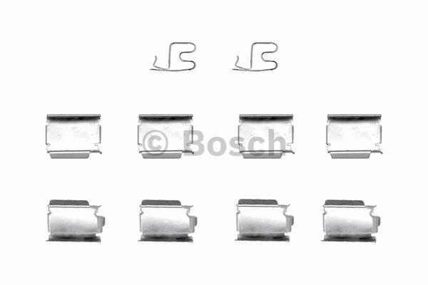 kit d 39 accessoires plaquette de frein disque pour opel corsa c f08 f68 1 7 dti 75cv wda. Black Bedroom Furniture Sets. Home Design Ideas