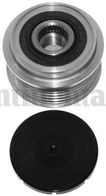 poulie roue libre alternateur pour opel meriva 1 7 cdti 100cv wda. Black Bedroom Furniture Sets. Home Design Ideas