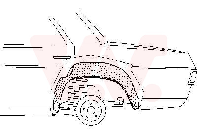 passage de roue van wezel wda. Black Bedroom Furniture Sets. Home Design Ideas