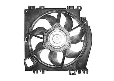 ventilateur refroidissement du moteur pour renault clio iii grandtour estate 1 5 dci kr0f. Black Bedroom Furniture Sets. Home Design Ideas
