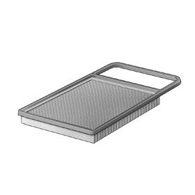 filtre air purflux a1555 wda. Black Bedroom Furniture Sets. Home Design Ideas