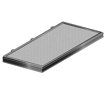 filtre air de l 39 habitacle purflux ah227 wda. Black Bedroom Furniture Sets. Home Design Ideas