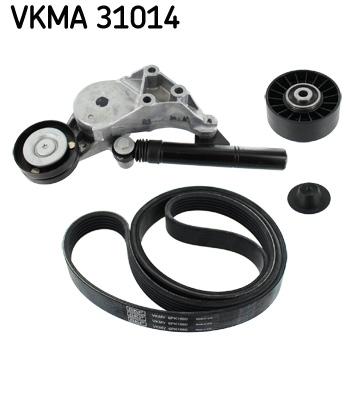 kit de courroies d 39 accessoires skf vkma 31014 wda. Black Bedroom Furniture Sets. Home Design Ideas