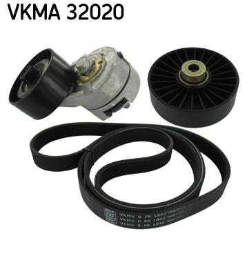 kit de courroies d 39 accessoires pour alfa romeo 156 wda. Black Bedroom Furniture Sets. Home Design Ideas