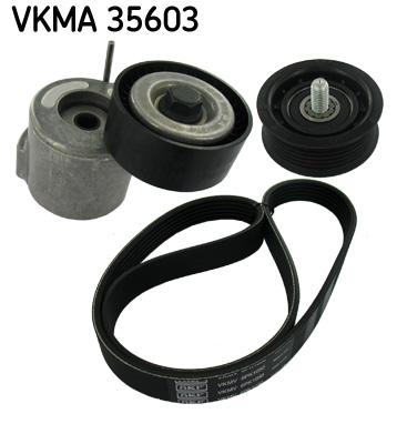 kit de courroies d 39 accessoires pour opel signum 1 9 cdti 120cv wda. Black Bedroom Furniture Sets. Home Design Ideas