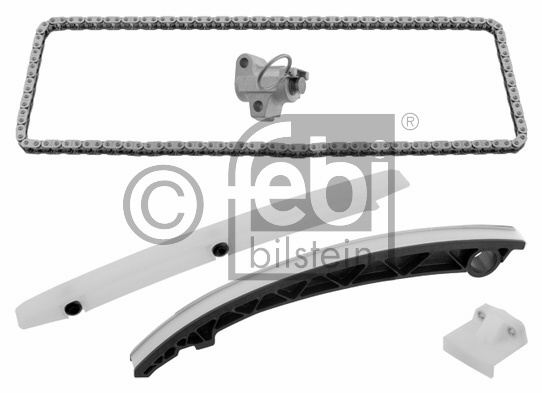 kit chaine distribution pour opel corsa b 73 78 79 f35 1 0 i 12v 54cv wda. Black Bedroom Furniture Sets. Home Design Ideas