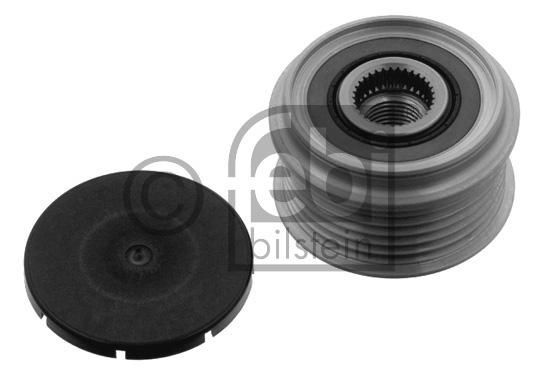 poulie roue libre alternateur pour audi a8 wda. Black Bedroom Furniture Sets. Home Design Ideas