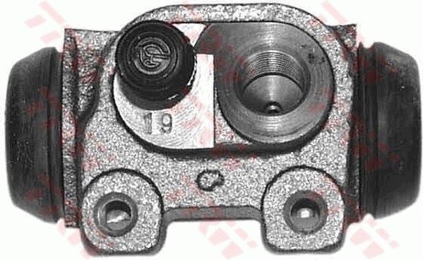 cylindre de roue pour peugeot 205 ii 20a c 1 4 60cv wda. Black Bedroom Furniture Sets. Home Design Ideas