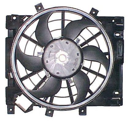 ventilateur refroidissement du moteur pour opel astra h gtc 1 3 cdti 90cv wda. Black Bedroom Furniture Sets. Home Design Ideas